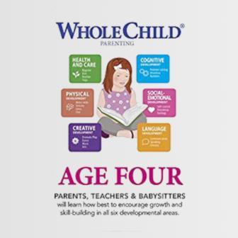 Age Four Parenting Book