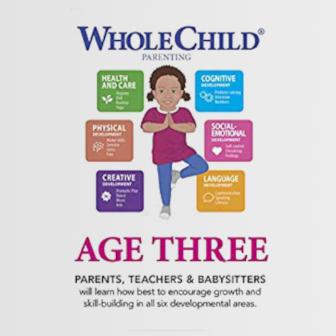 Age Three Parenting Book