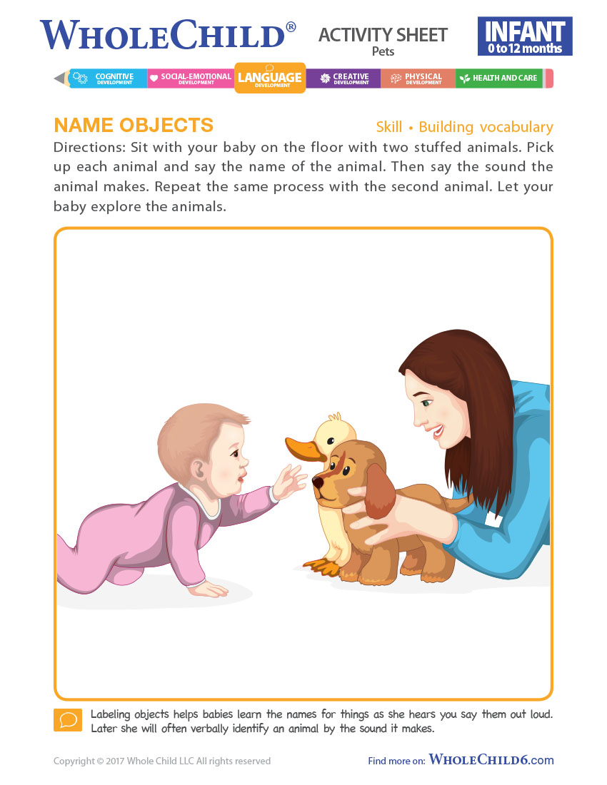 Name Objects