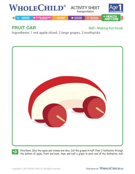 Fruit Car