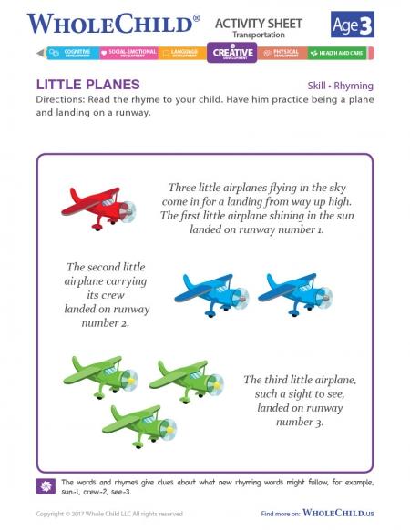 Little Planes