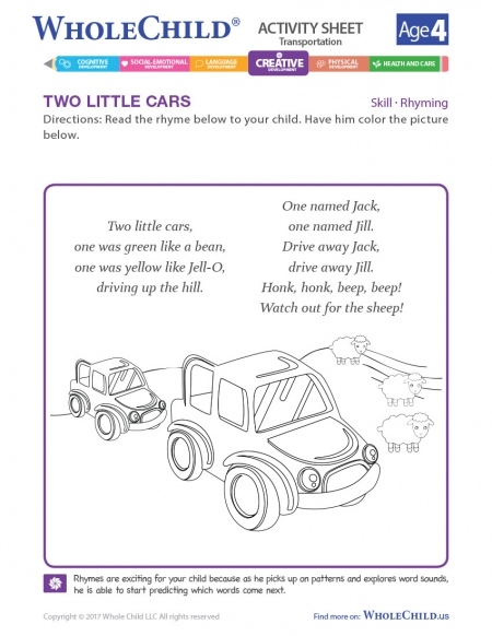 Two Little Cars