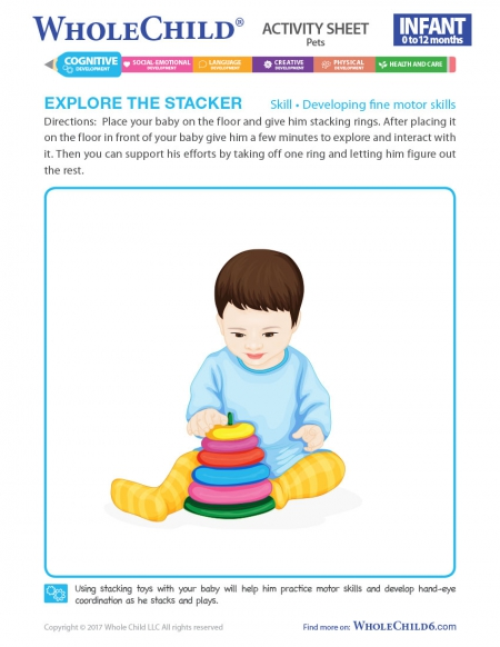 Explore The Stacker
