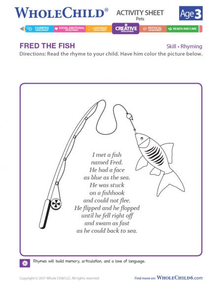 Fred The Fish